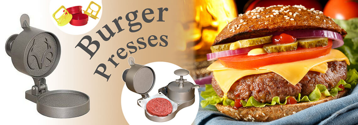 Homemade burgers are the best, try it for yourself!