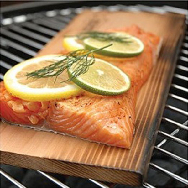 Cedar Barbecue Grilling Planks For Fish Or Meat