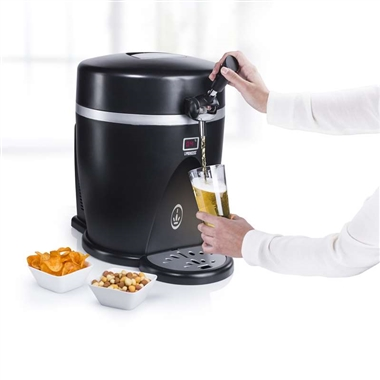 Multi-functional Beer Keg Dispenser and Drinks Cooler