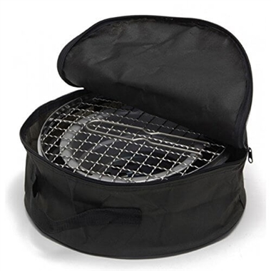 Camerons Outdoor Charcoal Tailgator Grill