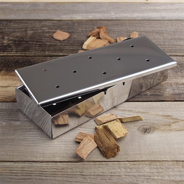 Smokehouse Wood Chips ~ Bbq smoker box