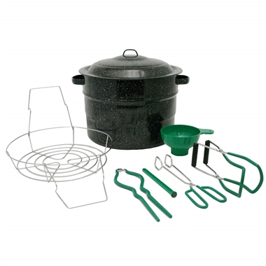 Full Canner Preserving Kit