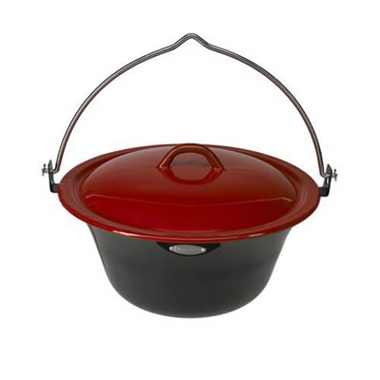 Bon-fire Outdoor BBQ Stew Pot