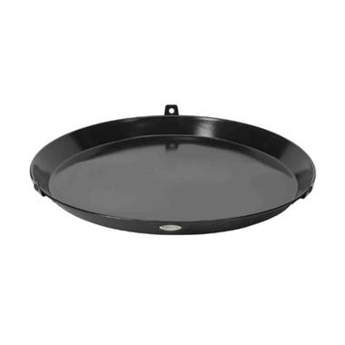 Bon-fire BBQ Pan for Outdoor Kitchen Cooking