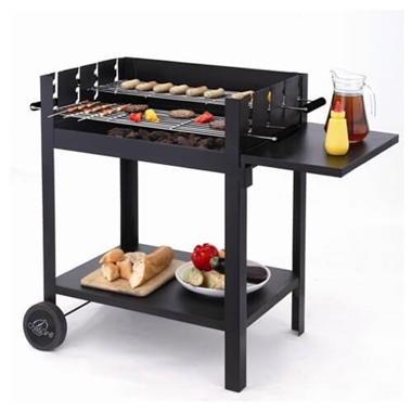 Charcoal BBQ Grill Lambada no screws