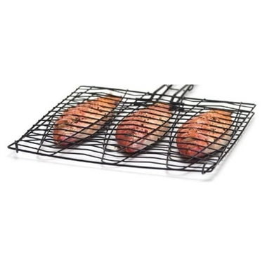 Non stick Triple Fish Basket