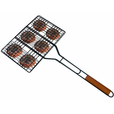 Non Stick Hamburger Basket