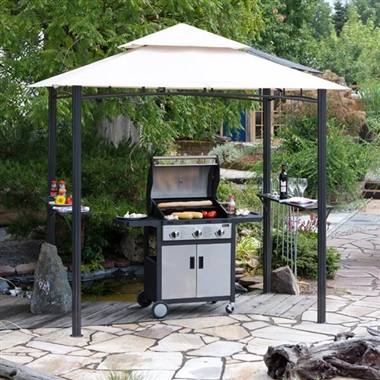 Barbecue Outdoor Gazebo Shelter