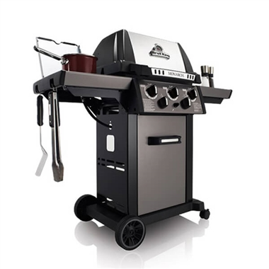 Broil king Monarch 390 3 Burner Gas Barbecue
