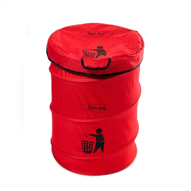 Portable Folding Bon-fire Bin