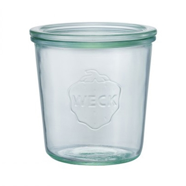 Weck Preserving Jar 742 SET OF SIX 580ml