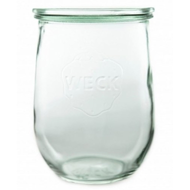 Weck Preserving Jar 745 SET OF SIX 1062ml