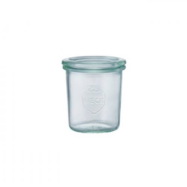 Weck Preserving Jar 761 SET OF TWELVE 140ml