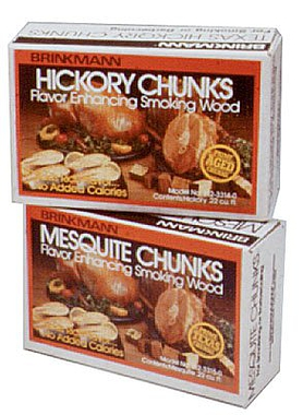 Brinkmann BBQ Wood Chunks