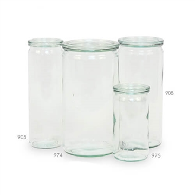 Weck Preserving Jar 905 SET OF SIX 600ml