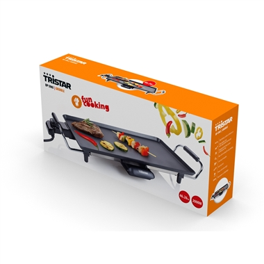 Teppanyaki Grill for Healthy non-stick Cooking