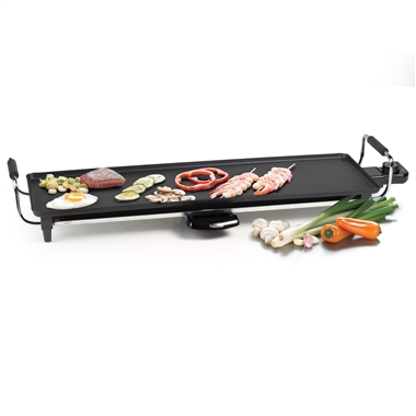 XL Teppanyaki BBQ Grill with Adjustable Thermostat