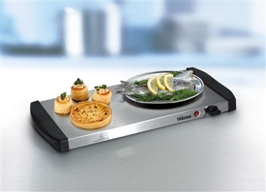 Food Warmer and Hotplate 3 x 1.5lt capacity and Keep Warm Function