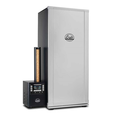 Bradley 6 Rack Silver Digital Smoker