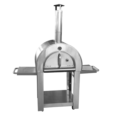 Wood Fired Outdoor Pizza Oven Kit