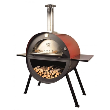 Clementi Happy Day Outdoor Pizza Oven Wood Fired