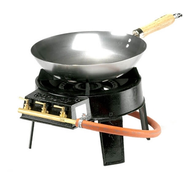 Hot Wok Original Wok and Burner Set