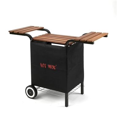 Hot Wok Portable BBQ Trolley