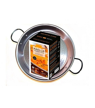 Heat and Eat Paella - Ready to cook Paella Set with 32cm Pan