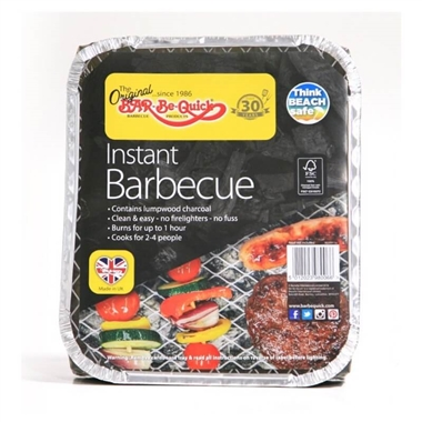 Disposable Bar-be-Quick Instant Barbecue