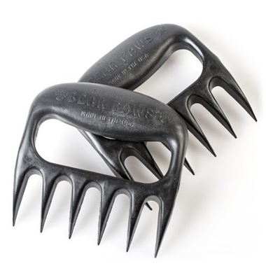 Meat Lifting Forks and Shredding Claws