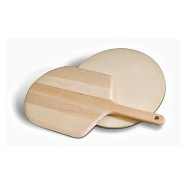 KettlePizza Stone and Peel Kit