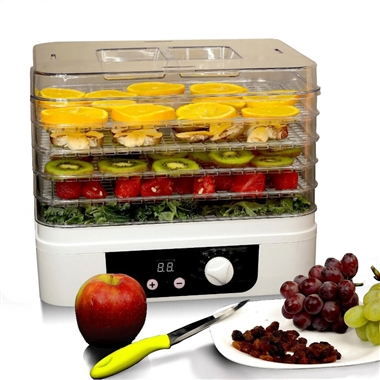 Square Premium Dehydrator and food Dryer