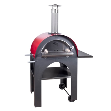 Clementi Pulcinella Outdoor Wood Fired Pizza Oven