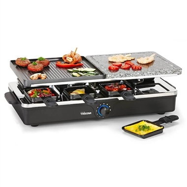 Multi-functional Raclette Grill
