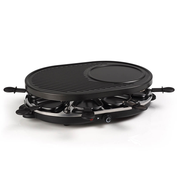 Gourmet Raclette Grill For A Party Of 8 People