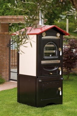 Clementi Smile Indirect Heated Wood Fired Pizza Oven