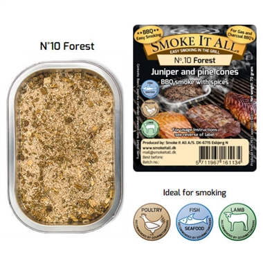 BBQ Wood Dust Mixed Flavour Pack