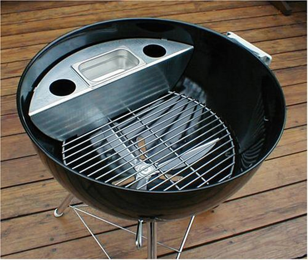 smokenator kettle barbecue conversion kit