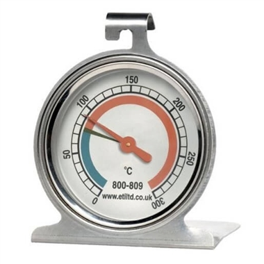 Outdoor Pizza Oven Temperature Gauge