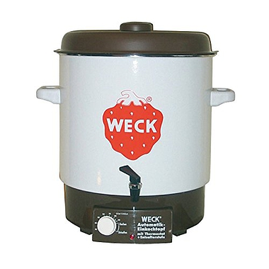 Weck Water Bath for preserving and Juicing WAT 14A
