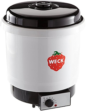 Weck Water Bath perfect for preserving jams and chutneys WAT 34